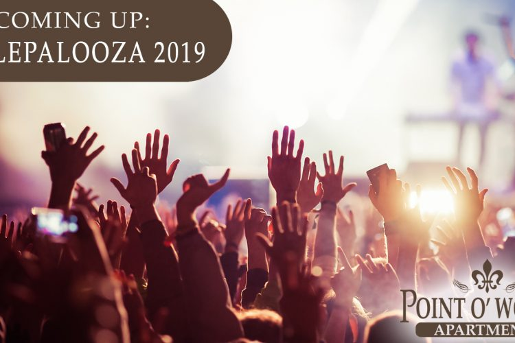Coming Up: EaglePalooza 2019