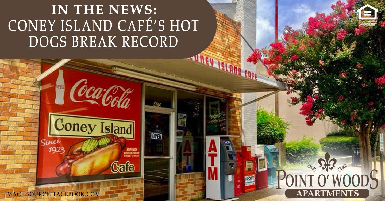 Coney Island Café's Hot Dogs