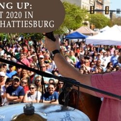 HUBFEST 2020 in Downtown Hattiesburg