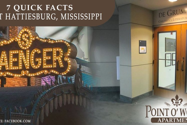 7 Quick Facts About Hattiesburg, Mississippi