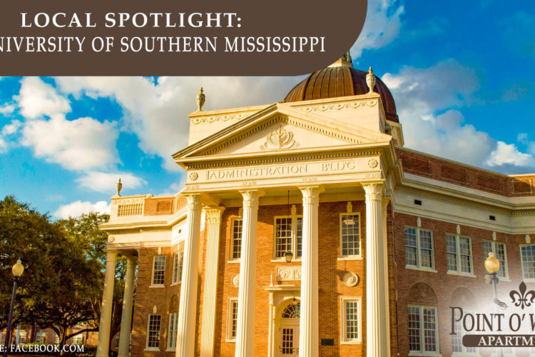 Local Spotlight: The University of Southern Mississippi
