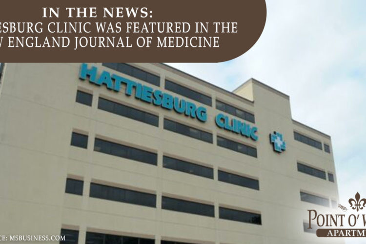In the News: Hattiesburg Clinic Was Featured in the New England Journal of Medicine