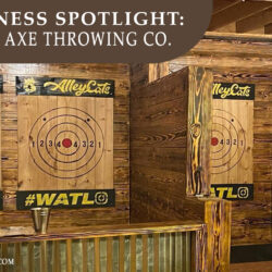 Alley Cats Axe Throwing Co.