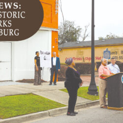 Two New Historic Landmarks in Hattiesburg